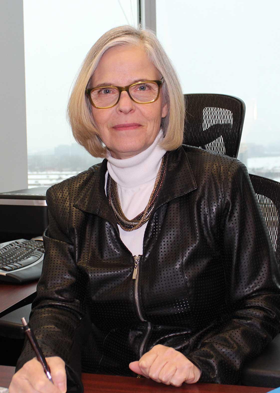 Ellen Mudrick